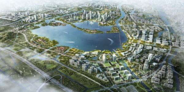 镜湖核心区|图源网络