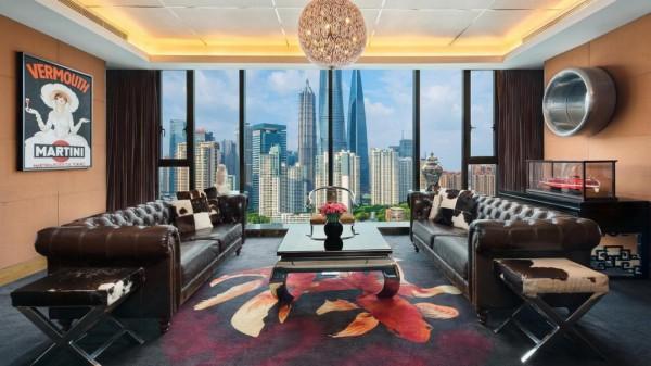 实景图   上海外滩英迪格酒店