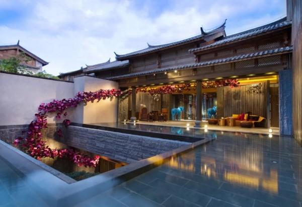 实景图   丽江古城英迪格酒店