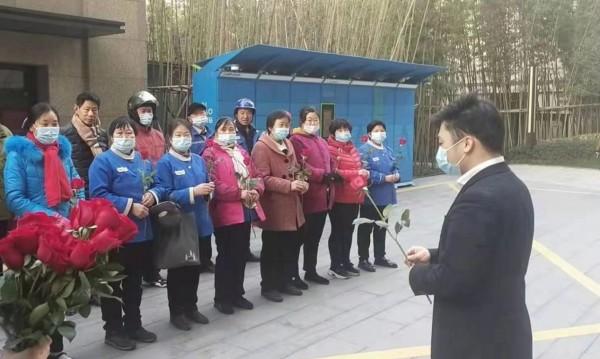 """龙湖智慧服务新春暖心举措,为""""留浙过年""""温暖助力!  第26张"""