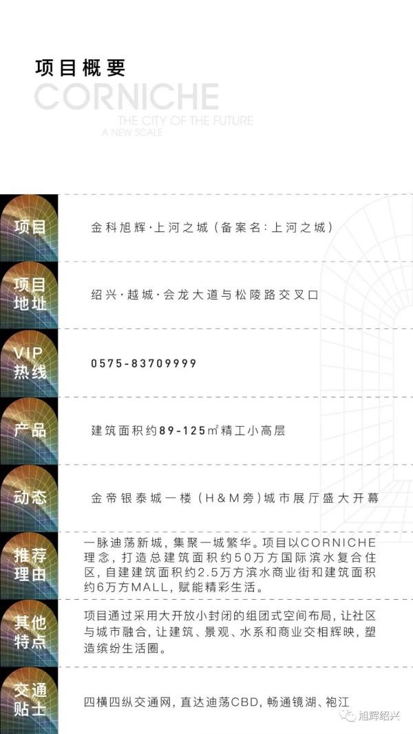 绍兴网红售楼处来了丨金科旭辉·上河之城「大乌篷艺术中心」盛大开放  第6张
