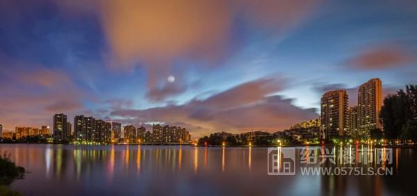 两湖美景 | 图源网络