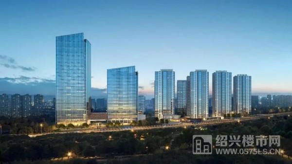 杭州国风源赋效果图